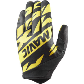 Mavic Deemax Pro Gloves Herr yellow mavic/black